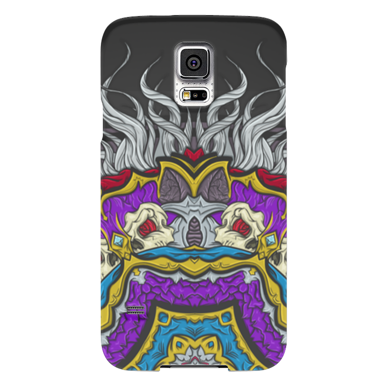 Чехол для Samsung Galaxy S5 Printio Мандала чехол для samsung galaxy s5 printio skull