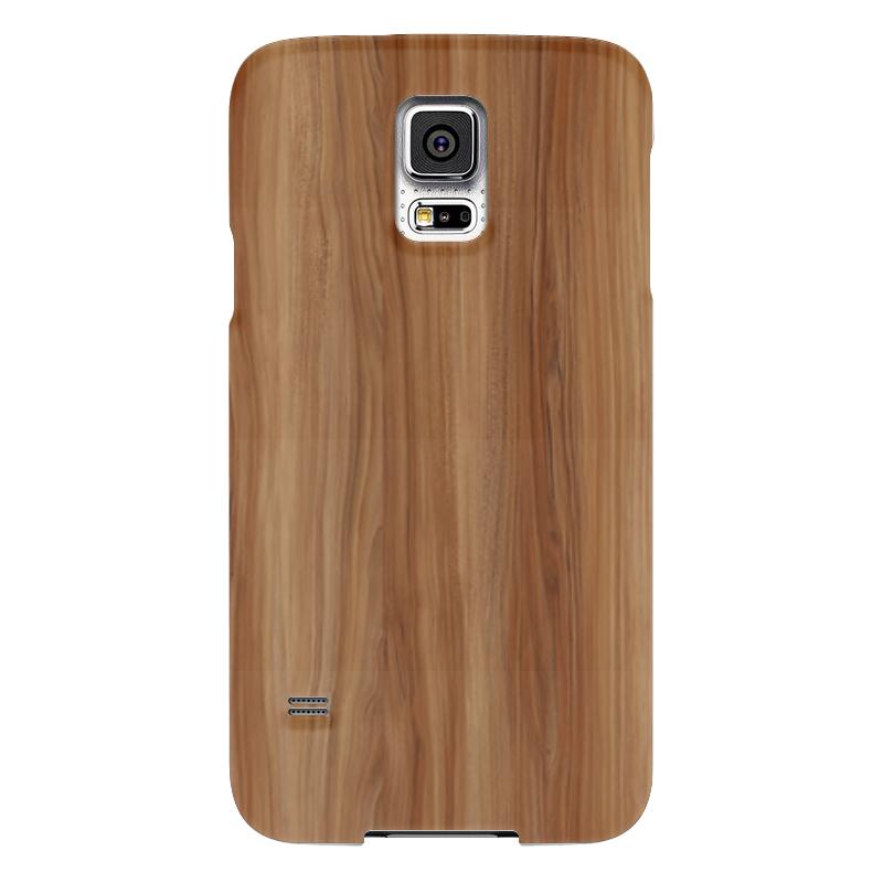 Чехол для Samsung Galaxy S5 Printio Под дерево чехол для samsung galaxy s5 printio стимпанк голова