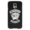 "Чехол для Samsung Galaxy S5 ""«Metallica: Since 1981»"" - metal, rock, metallica, legend, металлика, metallica since 1981, чехол для samsung galaxy s5"