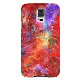 """Чехол для Samsung Galaxy S5 """"Космос"""" - space, космос, вселенная, космический, galaxy"""