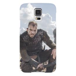 """Чехол для Samsung Galaxy S5 """"Флоки Кораблестроитель"""" - сериалы, викинги, vikings, путь воина, флоки"""