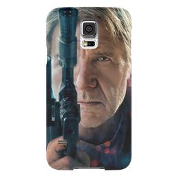 """Чехол для Samsung Galaxy S5 """"Звездные войны - Хан Соло"""" - звездные войны, фантастика, дарт вейдер, кино, star wars"""