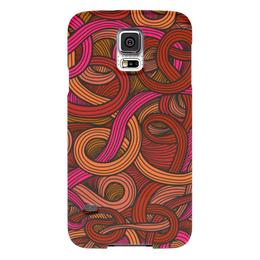 """Чехол для Samsung Galaxy S5 """"Абстрактный"""" - узор, стиль, орнамент, абстракция, рсиунок"""