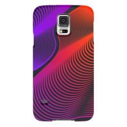 """Чехол для Samsung Galaxy S5 """"Абстракция"""" - узор, стиль, рисунок, абстракция, абстрактный"""