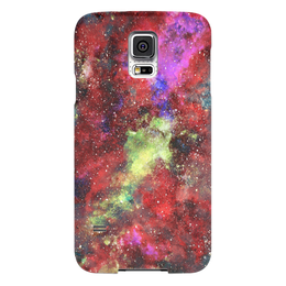 """Чехол для Samsung Galaxy S5 """"Space"""" - space, космос, вселенная, космический, космический дизайн"""