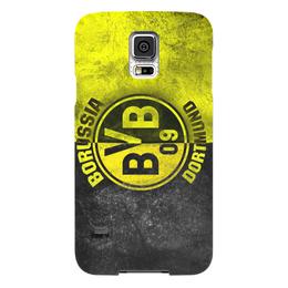 "Чехол для Samsung Galaxy S5 ""Borussia Dortmund"" - футбол, боруссия, футбольный клуб, дортмунд, borussia dortmund"