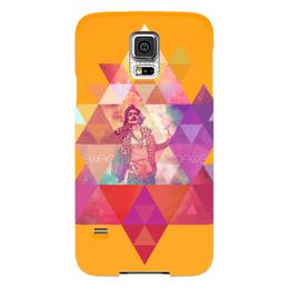 "Чехол для Samsung Galaxy S5 """"HIPSTA SWAG"" collection: Salvador Dali"" - сальвадор дали, swag, свэг, salvador dali, геомерия"