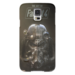 "Чехол для Samsung Galaxy S5 ""The ART of Fallout 4 "" - fallout, steam, bethesda, видеоигры, fallout 4"