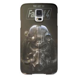 "Чехол для Samsung Galaxy S5 ""The ART of Fallout 4 "" - fallout, steam, bethesda, видеоигры, fallout 4"