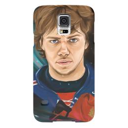 """Чехол для Samsung Galaxy S5 """"Артемий Панарин"""" - хоккей, нхл, сборная россия по хоккею, артемий панарин"""