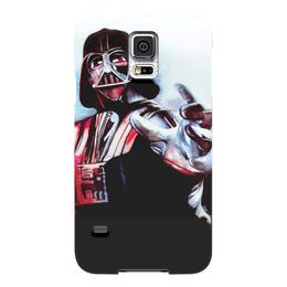 "Чехол для Samsung Galaxy S5 ""Rise Lord Vader"" - star wars, darth vader, звездные войны, дарт вейдер, fan art"