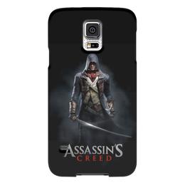 """Чехол для Samsung Galaxy S5 """"Assassins Creed (Unity Arno)"""" - игра, assassins creed, воин, unity arno, арно"""