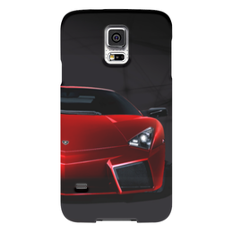 "Чехол для Samsung Galaxy S5 ""lamborghini aventador"" - ламборгини, lamborghini, lamborghini aventador, aventador"