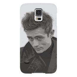 "Чехол для Samsung Galaxy S5 ""Джеймс Дин James Dean"" - стиль, кино, легенда, джеймс дин, james dean"