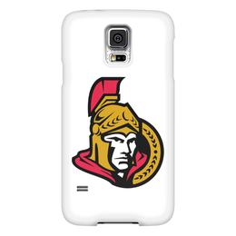"Чехол для Samsung Galaxy S5 ""Ottawa Senators"" - хоккей, nhl, ottawa senators, канада, оттава"