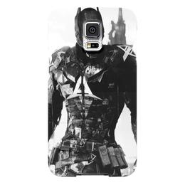 """Чехол для Samsung Galaxy S5 """"бетмен"""" - бетмен игры разное прикольное"""
