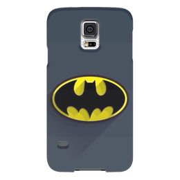 "Чехол для Samsung Galaxy S5 ""Batman"" - batman, бэтмен, dc, комиксы, бэтмен против супермена"