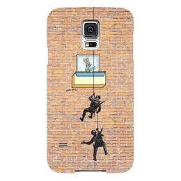 """Чехол для Samsung Galaxy S5 """"Ну погоди"""" - арт, ну погоди"""
