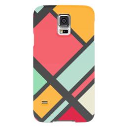 "Чехол для Samsung Galaxy S5 ""Модерн"" - узор, стиль, орнамент, абстракция, модерн"