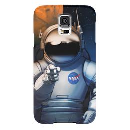 """Чехол для Samsung Galaxy S5 """"We need you!"""" - космос, космический, nasa, вселенная, thespaceway"""