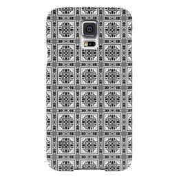 "Чехол для Samsung Galaxy S5 ""hkkknmnm200056"" - арт, узор, абстракция, фигуры, текстура"
