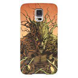 """Чехол для Samsung Galaxy S5 """"Грут (Groot)"""" - комиксы, марвел, стражи галактики, грут, guardians of the galaxy"""