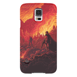 "Чехол для Samsung Galaxy S5 ""Звездные войны"" - звездные войны, фантастика, кино, дарт вейдер, star wars"