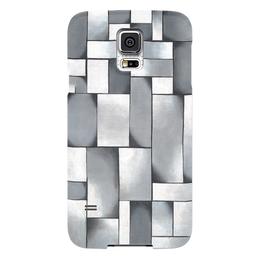 """Чехол для Samsung Galaxy S5 """"Композиция в сером"""" - картина, дусбург"""