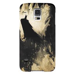 """Чехол для Samsung Galaxy S5 """"Бэтмен"""" - комиксы, batman, бэтмен, dc, dc comcis"""