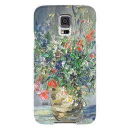 """Чехол для Samsung Galaxy S5 """"Сиянье"""" - красота, цветочки, букет, полевые, сиянье"""