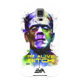 "Чехол для Samsung Galaxy S5 ""Арт Франкенштейн"" - арт, франкенштейн"