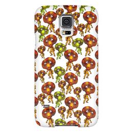 "Чехол для Samsung Galaxy S5 ""Лунатики"" - существа, лунатик, инопланитяне, лунатики, инопланитянин"