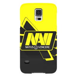 "Чехол для Samsung Galaxy S5 ""NAVI CS GO"" - cs, counter strike, navi, go, cs go"
