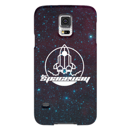"Чехол для Samsung Galaxy S5 ""My Space"" - космос, технологии, наука, денис гесс, the spaceway"