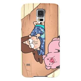 """Чехол для Samsung Galaxy S5 """"Мэйбл"""" - гравити фолз, мэйбл"""