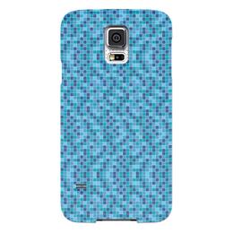 """Чехол для Samsung Galaxy S5 """"Мозайка"""" - узор, стиль, рисунок, абстракция, мозайка"""