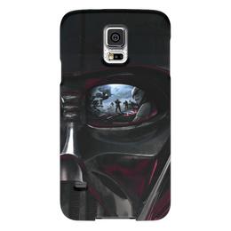 "Чехол для Samsung Galaxy S5 ""Звездные войны"" - звездные войны, кино, дарт вейдер, фантастика, star wars"