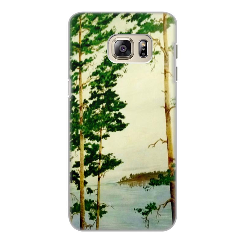 Чехол для Samsung Galaxy S6, объёмная печать Printio На днепре куплю днепр чоппер в донецке