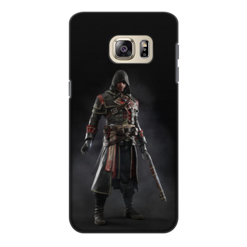 Чехол для Samsung Galaxy S6, объёмная печать Printio Assassins creed (rogue)