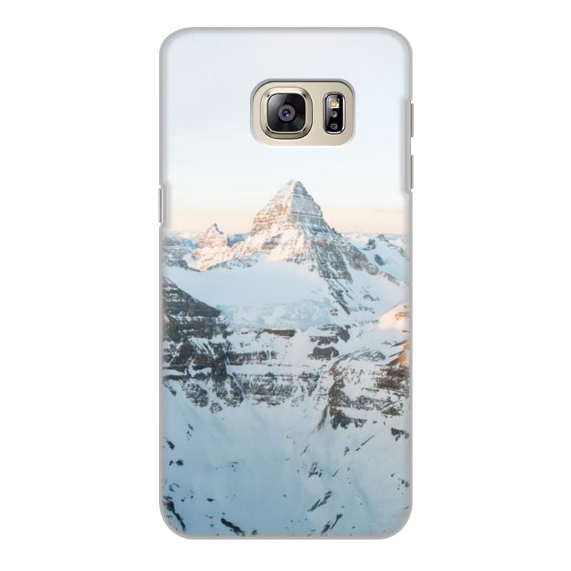 Чехол для Samsung Galaxy S6, объёмная печать Printio Вершина