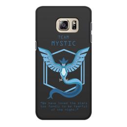 """Чехол для Samsung Galaxy S6, объёмная печать """"Team Mystic"""" - мультфильм, pokemon, покемон, мистик, mystic"""