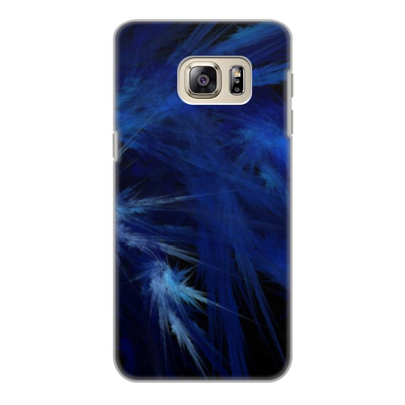 Фото - Чехол для Samsung Galaxy S6 Edge, объёмная печать Printio Абстрактный дизайн crystal ball дизайн pu кожаный бумажник держателя карты откидная крышка чехол для samsung s6