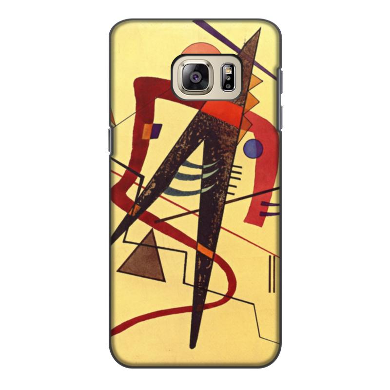Чехол для Samsung Galaxy S6 Edge, объёмная печать Printio Тепло (пауль клее) чехол для samsung galaxy s5 printio лесные ведьмы пауль клее
