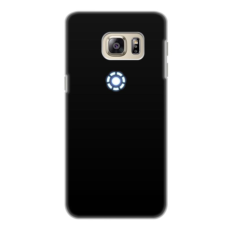 Чехол для Samsung Galaxy S6 Edge, объёмная печать Printio Железный человек чехол для samsung galaxy s6 edge объёмная печать printio железный человек