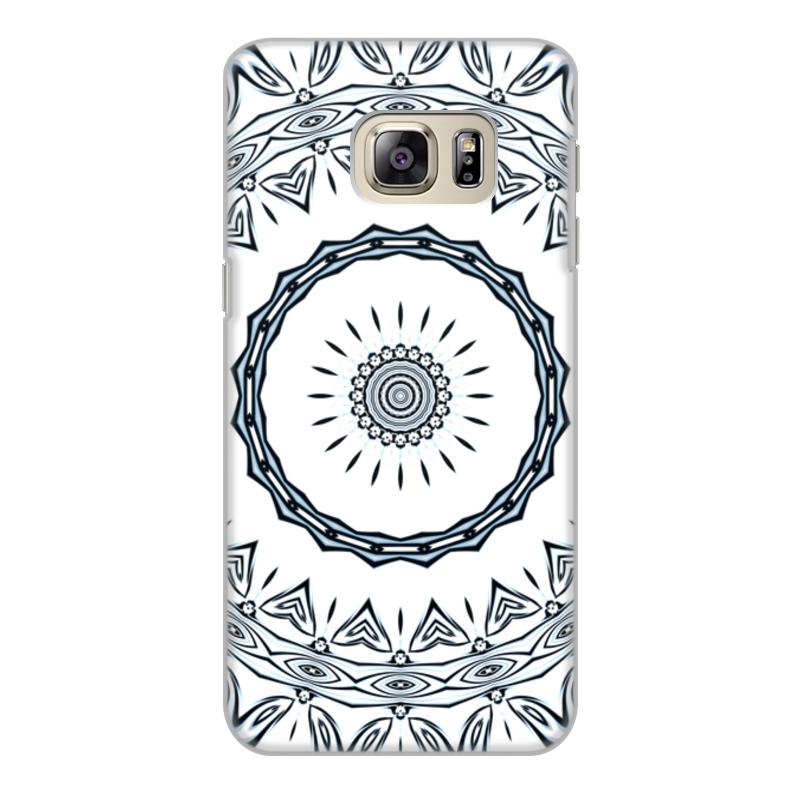 Чехол для Samsung Galaxy S6 Edge, объёмная печать Printio Барабан альт чехол для samsung galaxy s6 объёмная печать printio зимние забавы