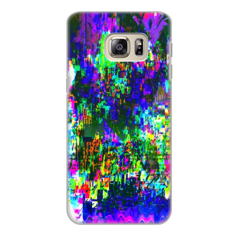 Фото - Printio Узор красок чехол для samsung galaxy s6 edge объёмная печать printio градиентный узор