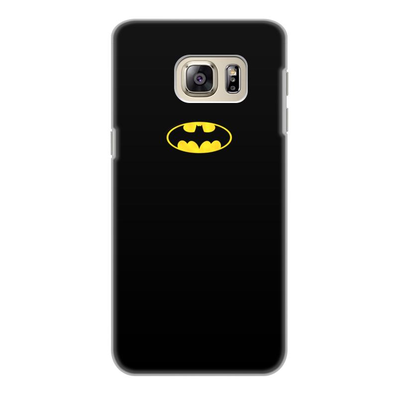 Чехол для Samsung Galaxy S6 Edge, объёмная печать Printio Бэтмен / batman чехол для ноутбука 14 printio бэтмен