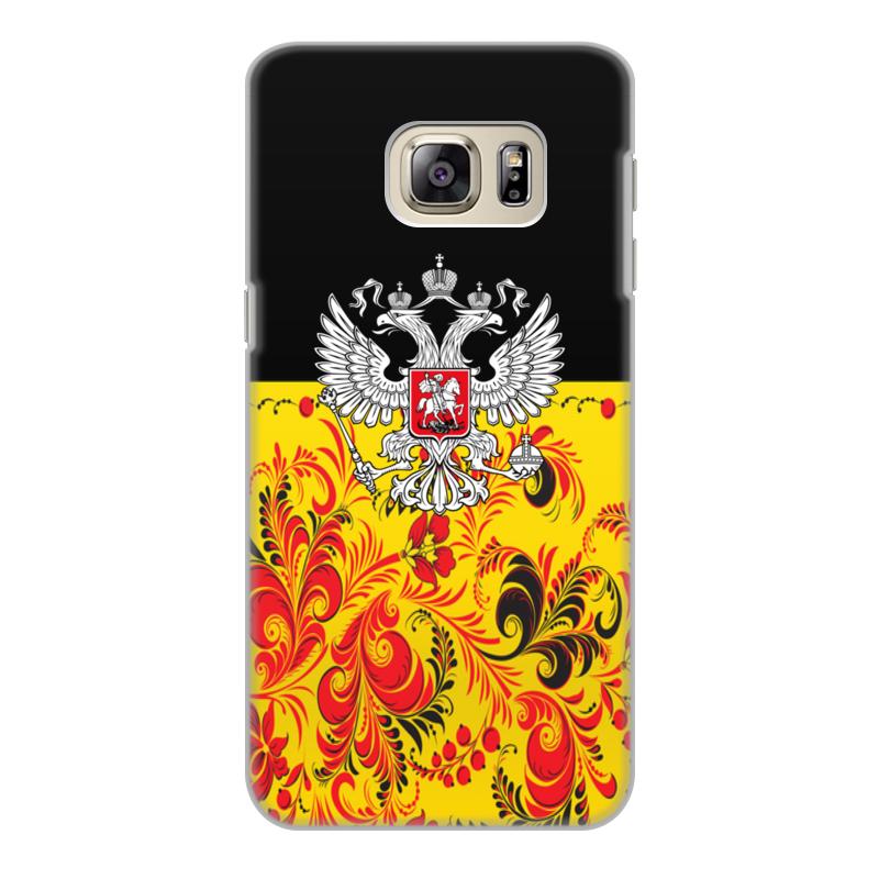 Printio Россия чехол для samsung galaxy s6 edge объёмная печать printio без ума от цветов