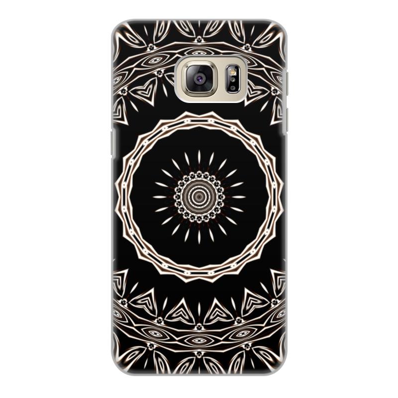 Чехол для Samsung Galaxy S6 Edge, объёмная печать Printio Барабан цена