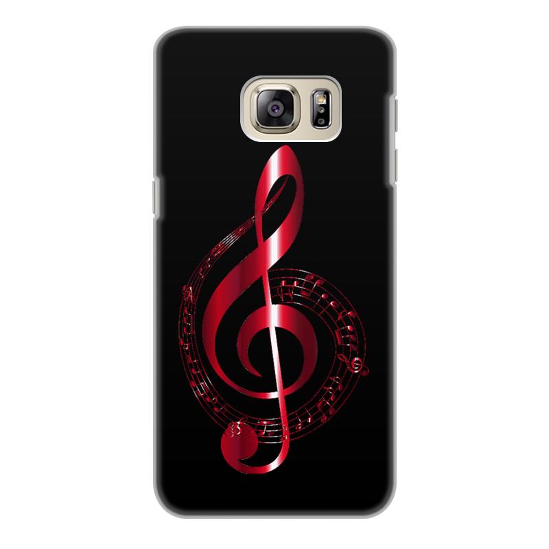 Чехол для Samsung Galaxy S6 Edge, объёмная печать Printio Сталкеры арты